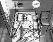 Rick Grimes - hospital