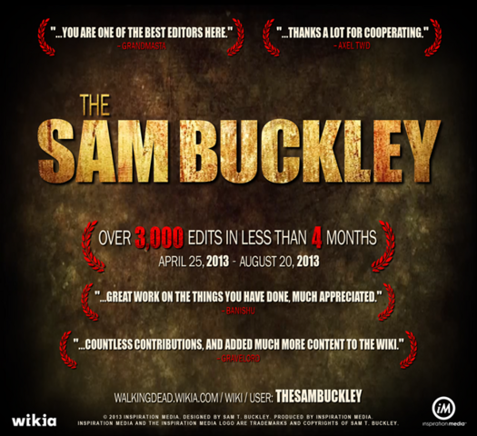 File:TheSamBuckley Profile Poster.png