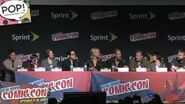 The Walking Dead, Season 2 Panel from New York Comic Con 2011! PanelsOnPages