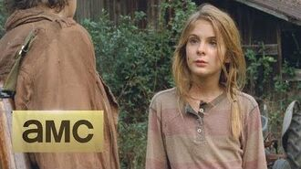 (SPOILERS) Talked About Scene Episode 414 The Walking Dead The Grove-0
