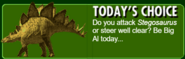Stegosaurusbigalad