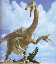 CGTPL Therizinosaurus