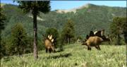Stegosaurus wwm