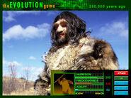 Evolutiongame ad neanderthal