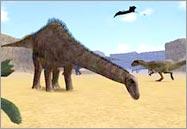 Dinosaur world game