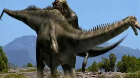Walking with dinosaurs time of the titans part 3 (HQ)