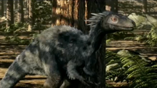 Patch the Troodon