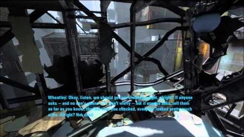 Portal 2 Walkthrough -