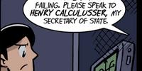 Henry Calculusser