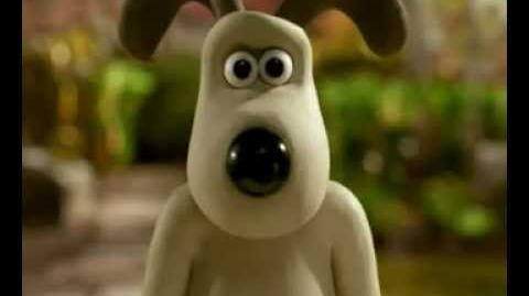 Wallace & Gromit PG Tips Ad-0