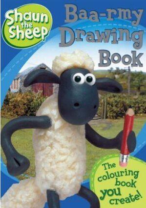 ShaunBaarmyDrawingBook