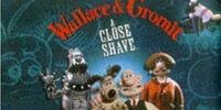 A Close Shave: Storyboard Collection