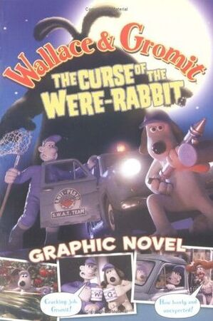 Were-Rabbit Graphic Novel