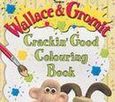 Crackin' Good Colouring Book