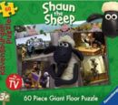 Shaun the Sheep Jigsaw Puzzles