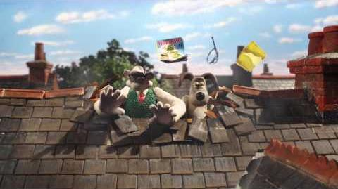 Wallace and Gromit Great Adventure TV Ad