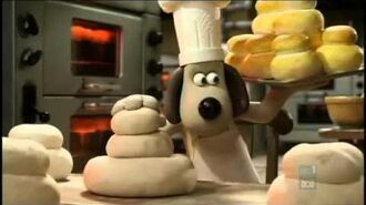 Wallace and Gromit - A Matter of Loaf and Death Part 1