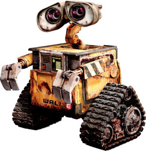 Walle Standing