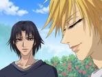 Takenaga and Kyohei