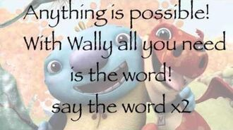 Wallykazam! Theme Song Lyrics!