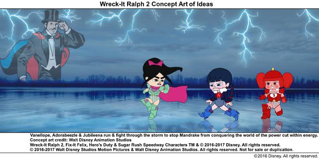 File:Wreck-It Ralph 2 Concept Art of Ideas 25.png