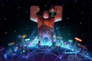 Wreck-It Ralph 2 Concept Art