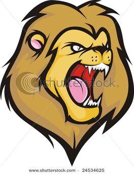 Stock-vector-wild-lion-24534625