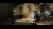 A picture of the Loom being blown up.