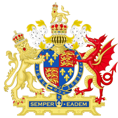 File:Coat Of Arms of England 1558 - 1603.png