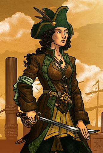 Captain Listrata