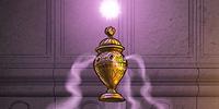 Engraved Urn