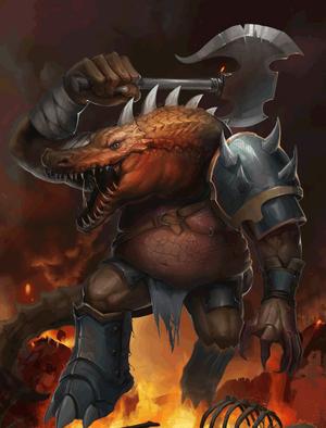War Crocodile (1)