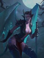 Demon Servant (1)