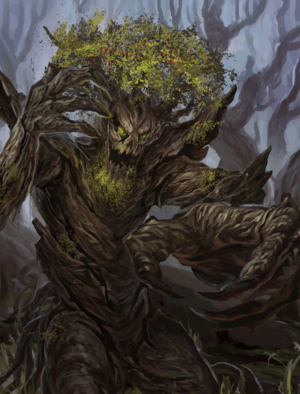 Demon of the Trees2