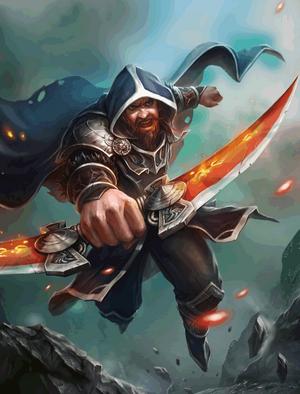 Blade Priest (1)