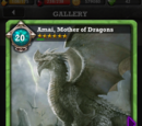 Amai, Mother of Dragons