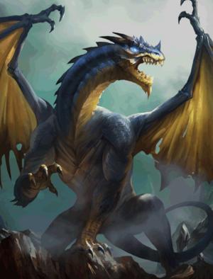 Mountain Dragon (1)