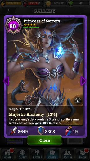 Princess of Sorcery 80