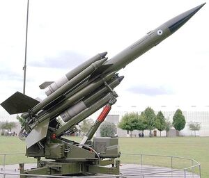 SAM Bloodhound RAF Museum Missiles Surface Air - Copy