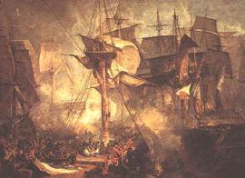 BattleofTrafalgar1806
