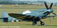 Spitfire Mk XIX (PS853)