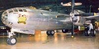 B-29 (Bockscar) 44-27297