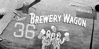 B-24D (Brewery Wagon) 41-24294