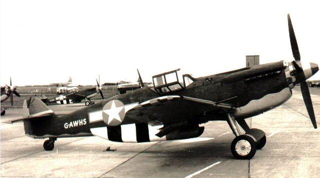 File:Fake P-51B.JPG