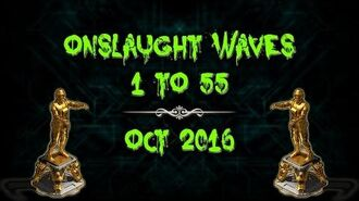 Zombie Invasion - October 2016 Onslaught