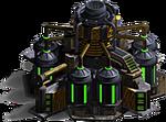 Zombie Gas Launcher