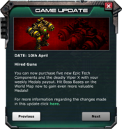 GameUpdate 04-10-2014
