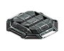Techicon-Steel Plated Roof (Razorback)