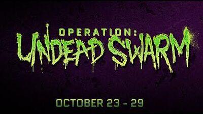 War Commander Operation Undead Swarm