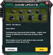 GameUpdate 03-07-2013